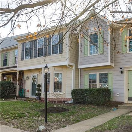 Rent this 2 bed townhouse on 4914 Donegal Trace Court in Henrico County, VA 23228