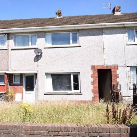 Rent this 3 bed house on Heol Illtyd in Cadoxton-juxta-Neath SA10 7SF, United Kingdom