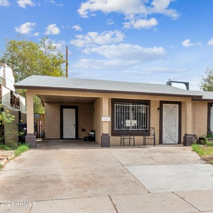 Rent this 3 bed house on 2223 North 50th Lane in Phoenix, AZ 85035