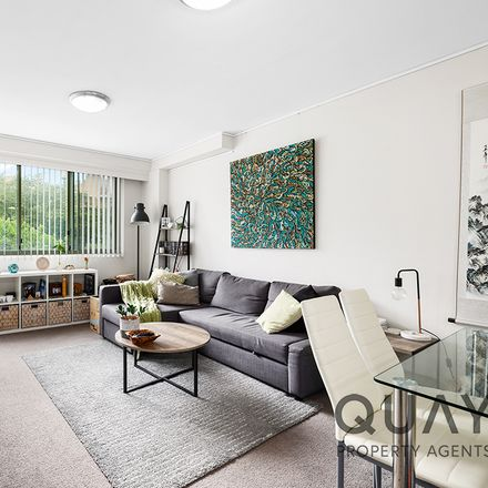 Rent this 1 bed apartment on Level 5 in 104/149 Pyrmont Street, Pyrmont