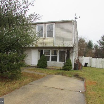 Rent this 3 bed townhouse on Farmhouse Rd in Sicklerville, NJ