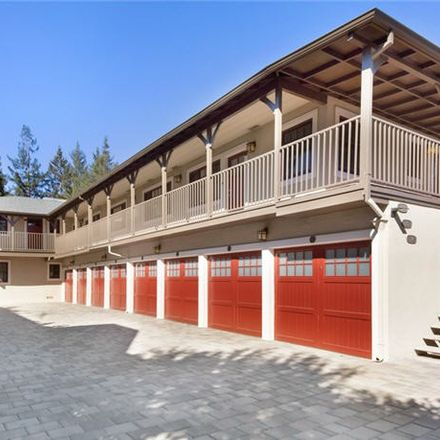 Rent this 1 bed apartment on 281 Bryant Street in Palo Alto, CA 94301
