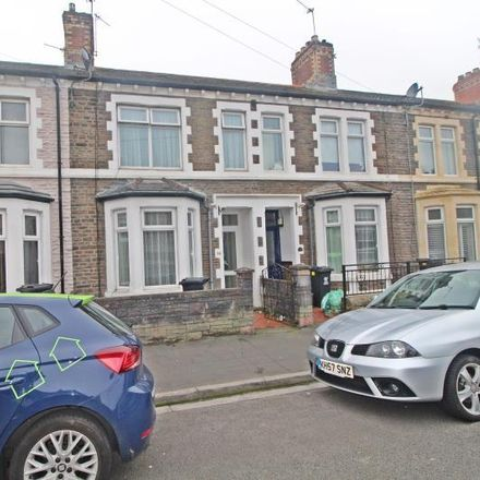 Rent this 2 bed house on Wilson Street in Cardiff CF, United Kingdom