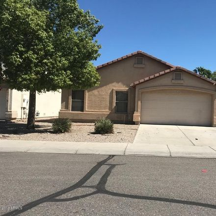 Rent this 3 bed house on 1605 North 127th Avenue in Avondale, AZ 85392