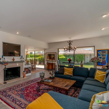Rent this 4 bed house on Dartmouth Drive in Rancho Mirage, CA CA 92270