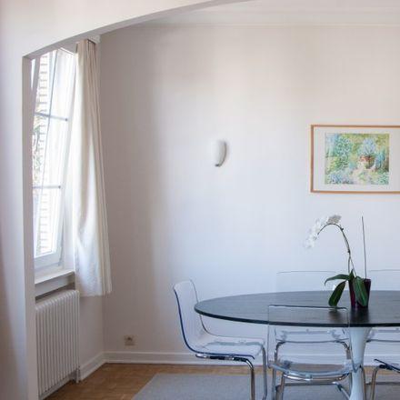 Rent this 1 bed apartment on Avenue du Pérou - Perulaan 4 in 1180 Uccle - Ukkel, Belgium