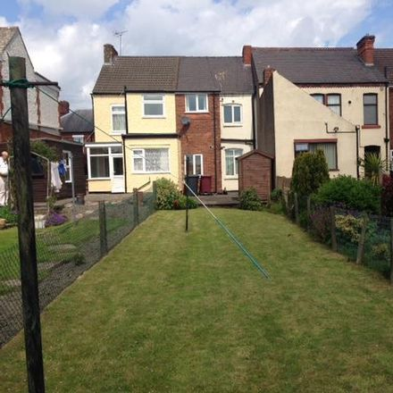 Rent this 2 bed house on The Common in Bolsover DE55 2EP, United Kingdom