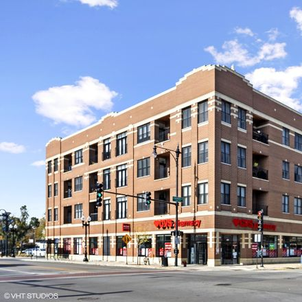 Rent this 3 bed condo on 4814 North Damen Avenue in Chicago, IL 60625