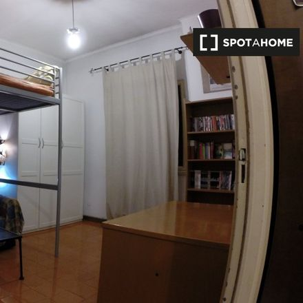 Rent this 1 bed room on Piazza dei Tribuni in 00175 Rome RM, Italy