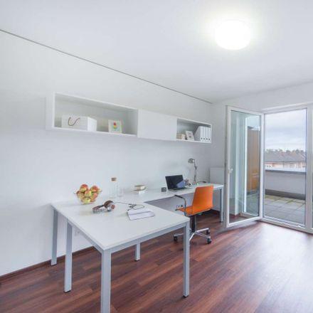 Rent this 1 bed apartment on Zähringer Straße 300 in 79108 Freiburg im Breisgau, Germany