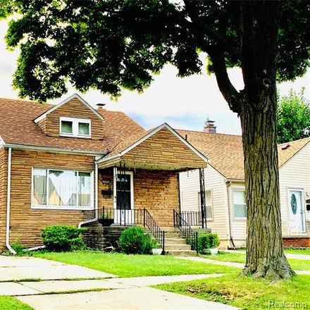 Rent this 2 bed house on 6033 Orchard Avenue in Dearborn, MI 48126