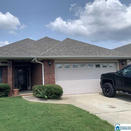 Rent this 4 bed house on Cambridge Drive in Moody, AL 35004