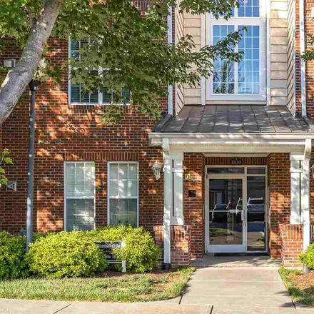 Rent this 3 bed condo on 1124 Arborgate Circle in Chapel Hill, NC 27514