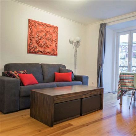 Rent this 2 bed apartment on Travessa de Santa Cruz in 1169-107 Lisbon, Portugal