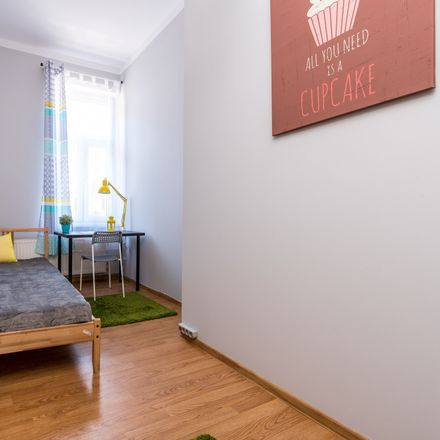 Rent this 5 bed room on Mostowa 33 in 61-854 Poznań, Poland