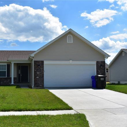 Rent this 3 bed house on Bryan Rd in O'Fallon, MO