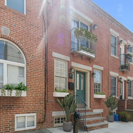 Rent this 2 bed townhouse on 1941 South Jessup Street in Philadelphia, PA 19148