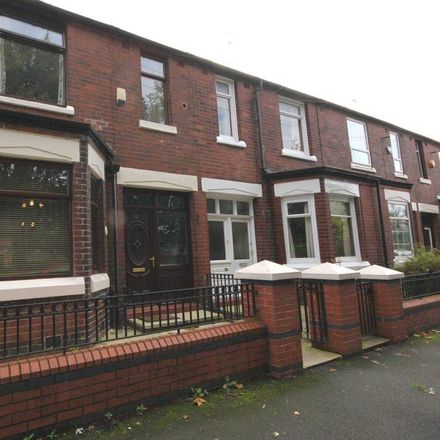 Rent this 3 bed house on Tameside Ambulance/Delamere park Crown Green Bowls Club in Neston Street, Manchester M11 1HZ