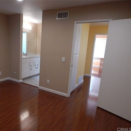 Rent this 2 bed condo on 5749 East Creekside Avenue in Orange, CA 92869