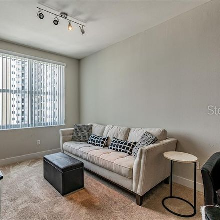 Rent this 1 bed condo on E Kennedy Blvd in Tampa, FL
