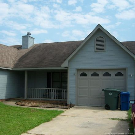 Rent this 3 bed house on 2217 Mossycup Lane in Fayetteville, NC 28304