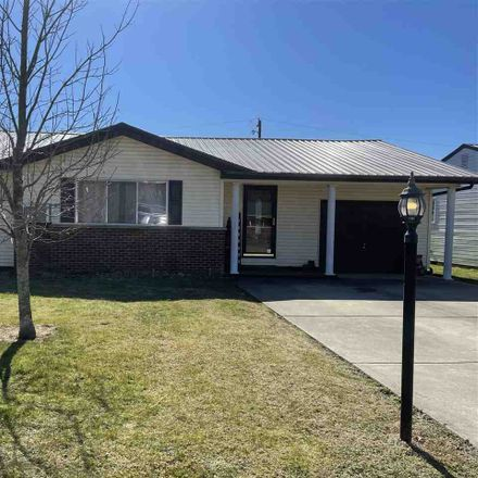 Rent this 3 bed house on Twp Rd 1144 in Proctorville, OH