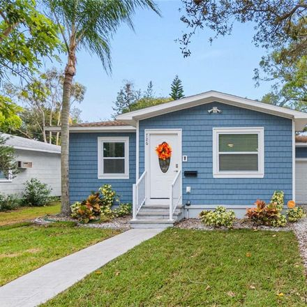 Rent this 2 bed house on 726 38th Avenue North in Saint Petersburg, FL 33704