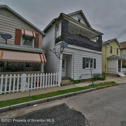 Rent this 1 bed apartment on 78 Kidder Street in Wilkes-Barre, PA 18702