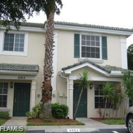 Rent this 2 bed townhouse on 8303 Pacific Beach Drive in Fort Myers, FL 33966