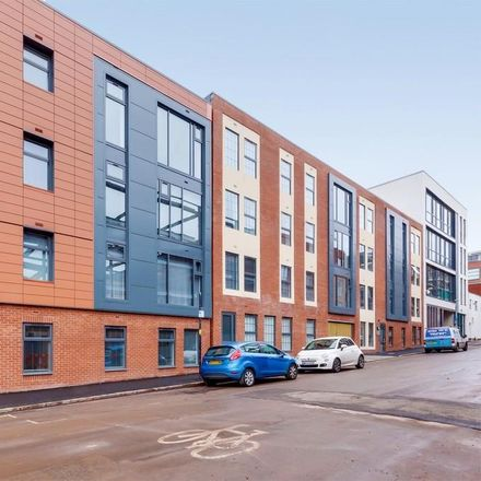 Rent this 1 bed apartment on The Foundry in 83-86 Carver Street, Birmingham B1 3AY