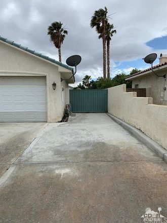 Rent this 4 bed house on 67265 Garbino Road in Cathedral City, CA 92234