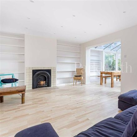 Rent this 5 bed house on Belsize Lane in London NW3 5AG, United Kingdom