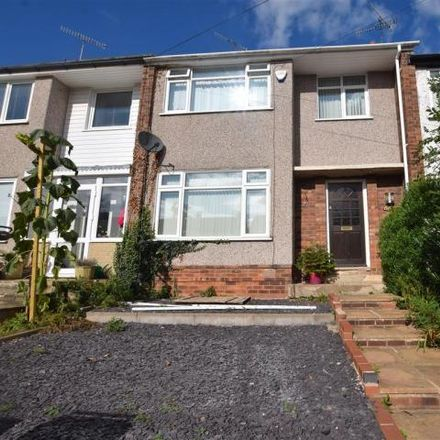 Rent this 3 bed house on Torbay Road in Allesley, CV5 9JW