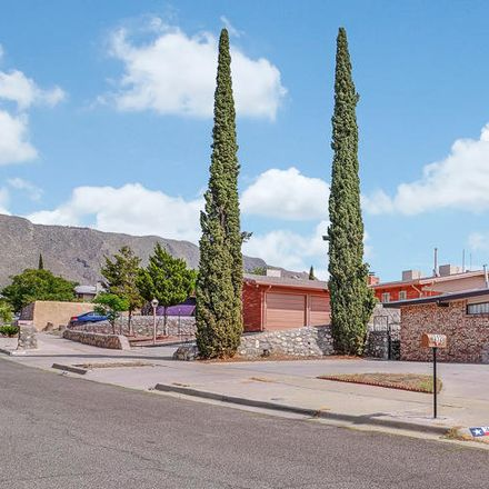 Rent this 4 bed apartment on Vaudeville Dr in El Paso, TX