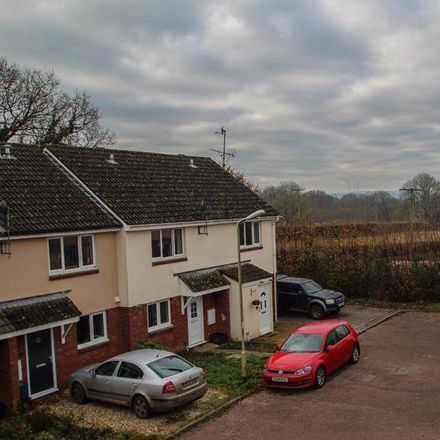 Rent this 2 bed house on Godfreys Gardens in Mid Devon EX17 6HT, United Kingdom