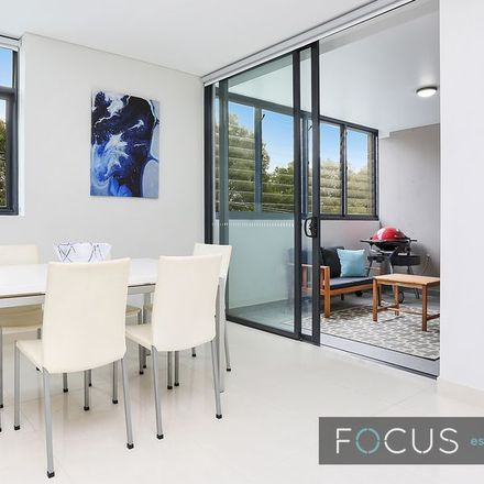 Rent this 1 bed apartment on 101/1 Robey Street