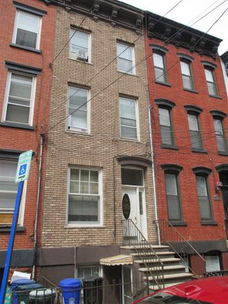 Rent this 1 bed apartment on 814 Park Avenue in Hoboken, NJ 07030
