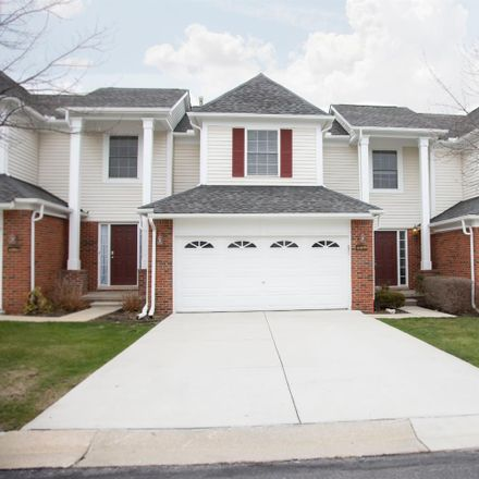 Rent this 2 bed condo on Mitchell Rd in Novi, MI