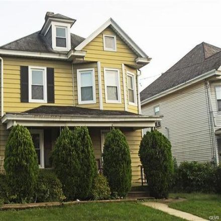 Rent this 3 bed house on 175 East Madison Street in Easton, PA 18042