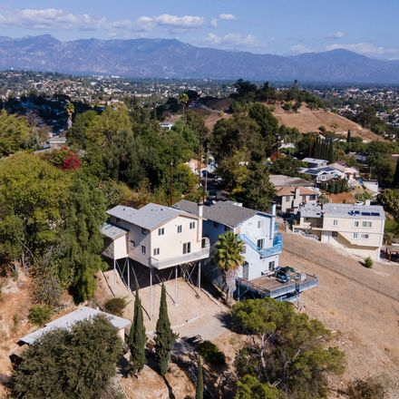 Rent this 3 bed house on 5018 La Calandria Way in Los Angeles, CA 90032
