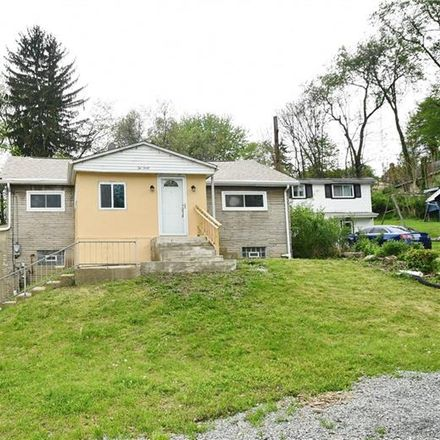 Rent this 3 bed house on Evaline St in Pittsburgh, PA