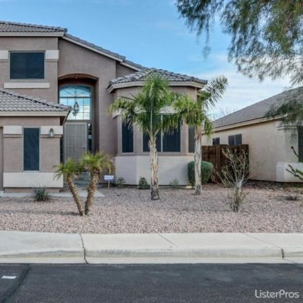 Rent this 1 bed apartment on 11372 East Covina Street in Mesa, AZ 85207