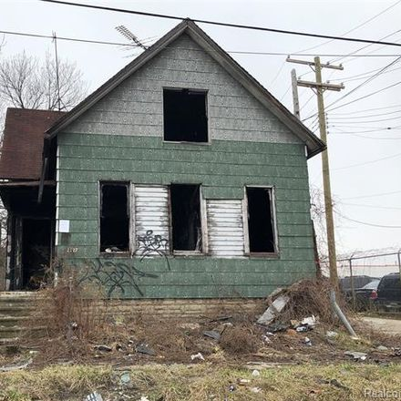 Rent this 3 bed house on 2127 Merrick Street in Detroit, MI 48208