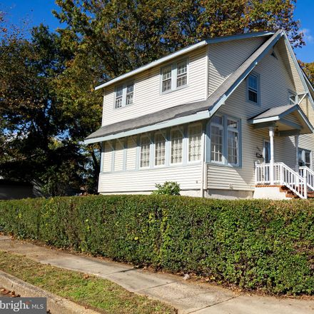 Rent this 3 bed house on 5029 Lexington Avenue in Merchantville, NJ 08109