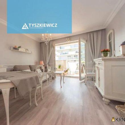 Rent this 1 bed apartment on MEVO 11039 in Obrońców Wybrzeża, 80-398 Gdansk