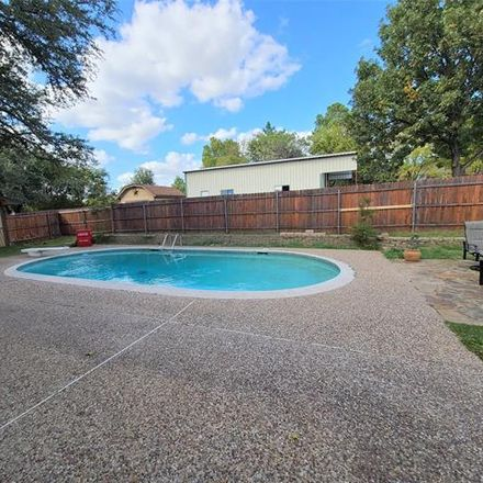 Rent this 3 bed house on 1908 Ash Creek Dr S in Azle, TX