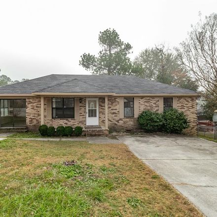 Rent this 3 bed house on 2959 Dahlia Drive in Augusta, GA 30906