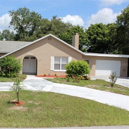 Rent this 3 bed house on 1582 Darlington Avenue in Deltona, FL 32725