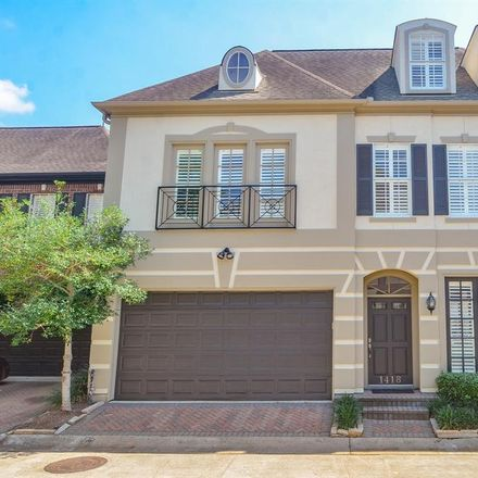 Rent this 4 bed house on 1418 East Hilshire Park Drive in Houston, TX 77055