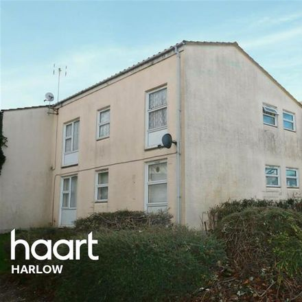 Rent this 1 bed apartment on Milwards in Harlow CM19 4SX, United Kingdom